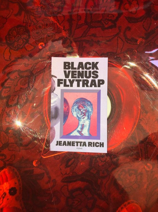Black Venus Fly Trap