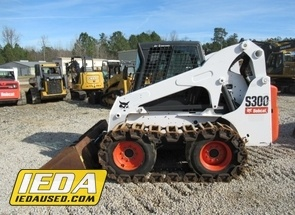 Used 2008 Bobcat S300 For Sale