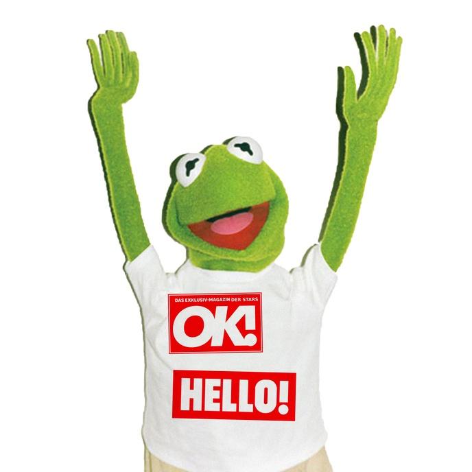 OK! HELLO! Bootleg T-Shirt [S, M, L, XL, XXL]