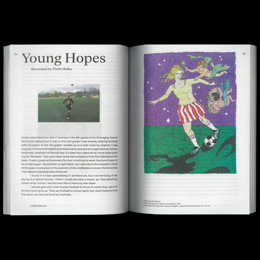 CORNER Football + Society Vol.1 thumbnail 7