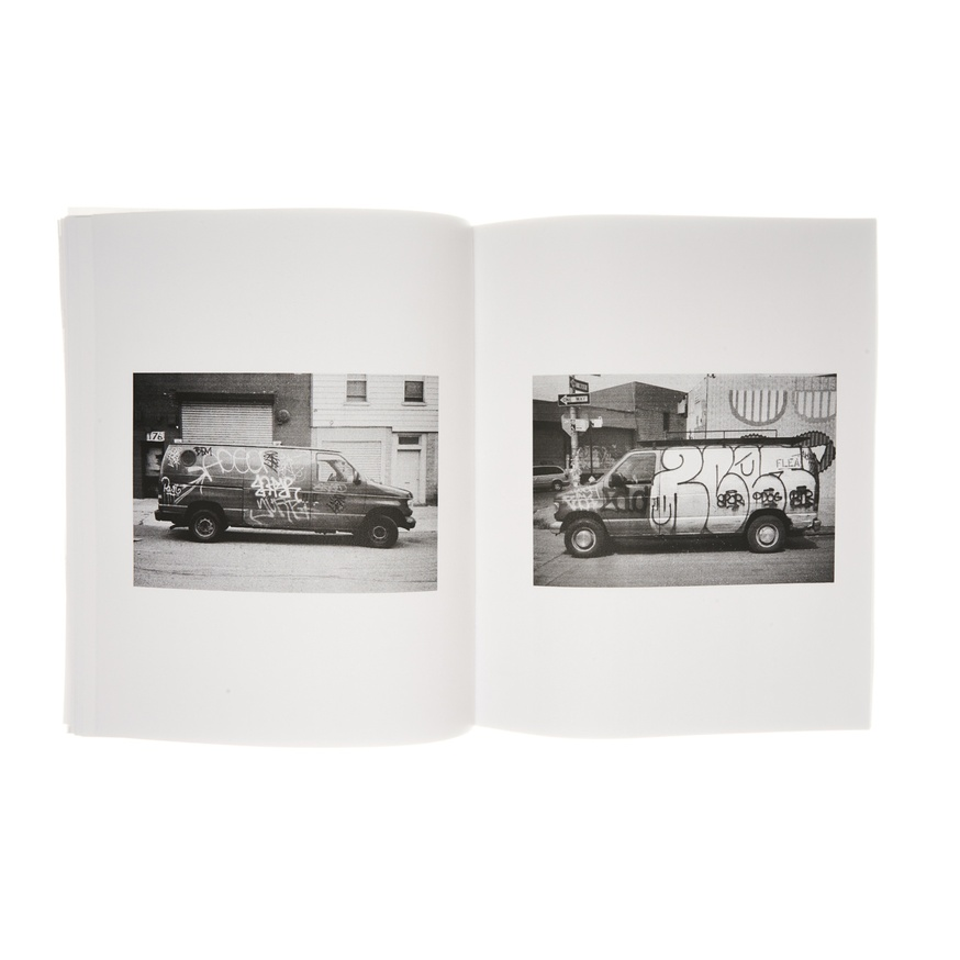 Photographs Of Tagged Delivery Vans  thumbnail 2