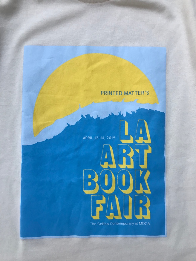 LAABF T-Shirt 2019 [Small] thumbnail 2