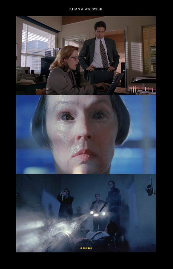 Fear Indexing the X-Files thumbnail 3