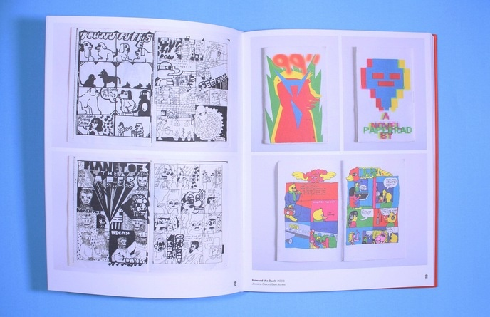 The Zines of Paper Rad thumbnail 3