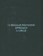 14 Regular Polygons Approach a Circle