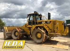 Used 2012 Caterpillar 826H For Sale