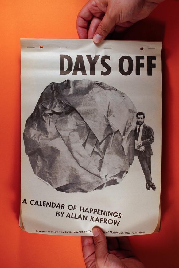 Days Off Calendar