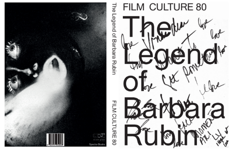 Film Culture 80: The Legend of Barbara Rubin — Launch event with Spector Books