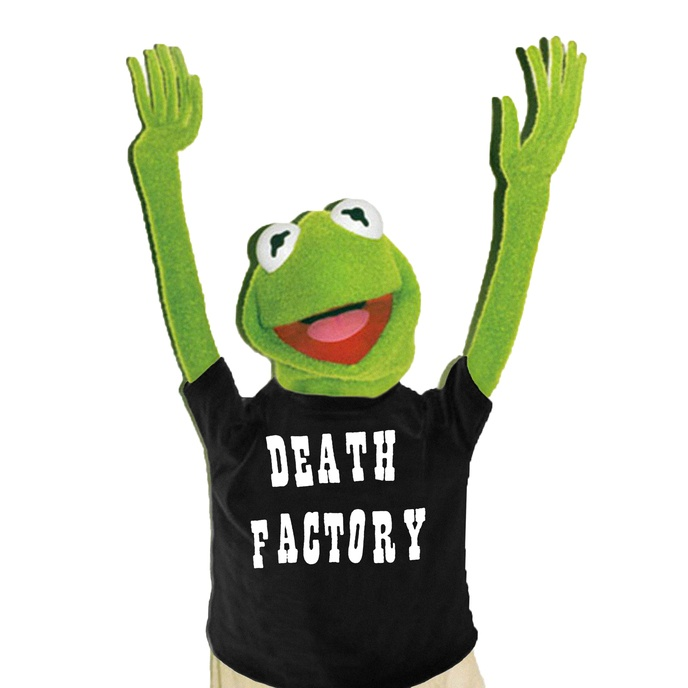 Death Factory Bootleg T-Shirt [XL, XXL]