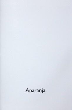 Anaranja