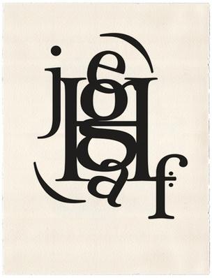 [Untitled (Geof Huth Print)]