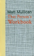 That Person's Workbook