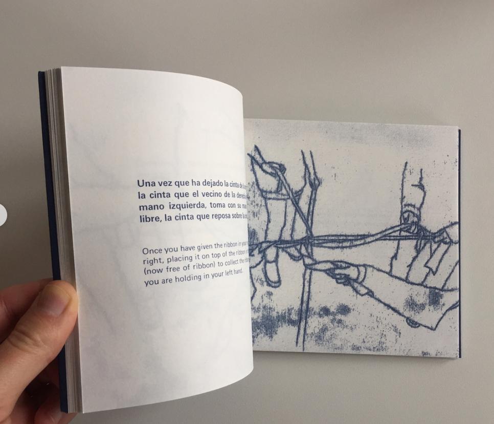 Manual: Instrucciones para Dar y Recibir (una ronda) (Manual: Instructions for To Give and Receive (a round)) thumbnail 4