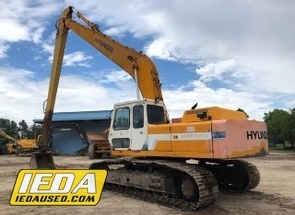 Used 1994 Hyundai ROBEX 280 LC-3 For Sale
