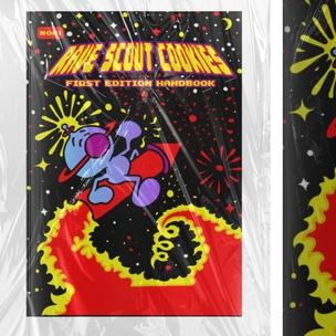 Rave Scout Cookies Handbook #001