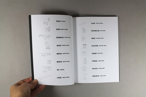 DIWIF (DEMONIC INTERVENTIONS WITH IKEA FURNITURE - New Publication by Clive Murphy and Aengus Woods