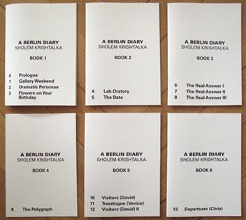 A Berlin Diary [6 Books] thumbnail 2