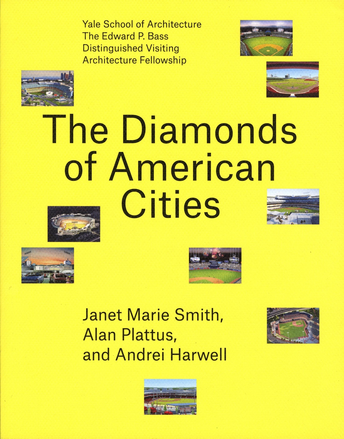 The Diamonds of American Cities cover