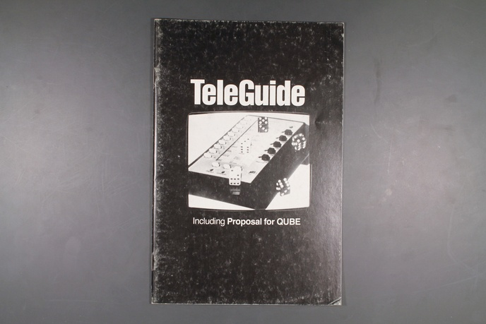 TeleGuide : Including Proposal for QUBE thumbnail 3