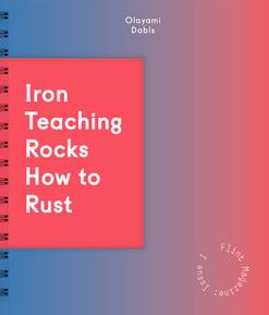 Iron Teaching Rocks How to Rust