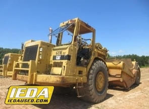Used 1991 Caterpillar 621E For Sale