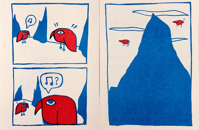 Two Odd Birds thumbnail 3
