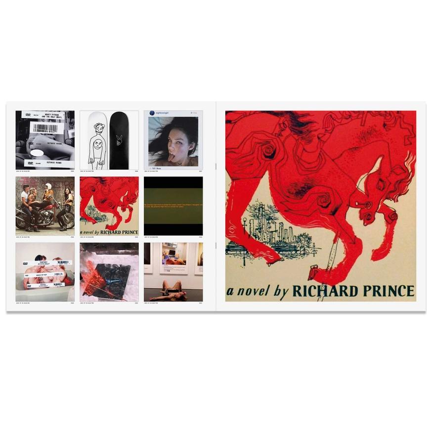 Richard Prince 1234: Instagram Recordings, Vol.1 thumbnail 4