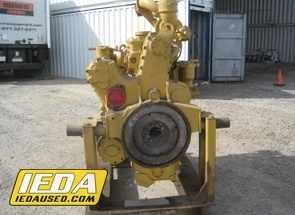Used  Caterpillar D343 For Sale