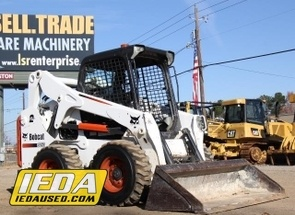 Used 2010 Bobcat S650 For Sale