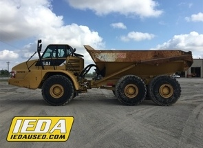 Used 2011 Caterpillar 740 For Sale