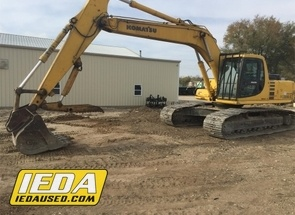 Used 1999 Komatsu PC220 LC-6LE For Sale