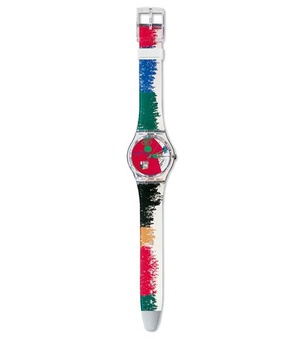 Swatch Artist Series Set (Fukuda, Whaley, Pacovska, Muir, Dwyer)