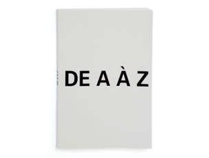 De A à Z [from A to Z]