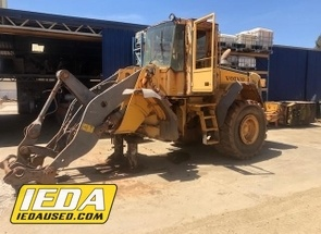 Used  Volvo L120F For Sale
