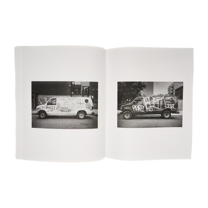 Photographs Of Tagged Delivery Vans  thumbnail 3
