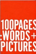 100 Pages: Words and Pictures