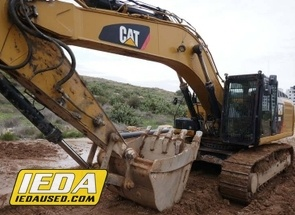 Used 2013 Caterpillar 336 E For Sale