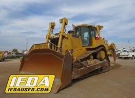 Used 2008 Caterpillar D8T For Sale
