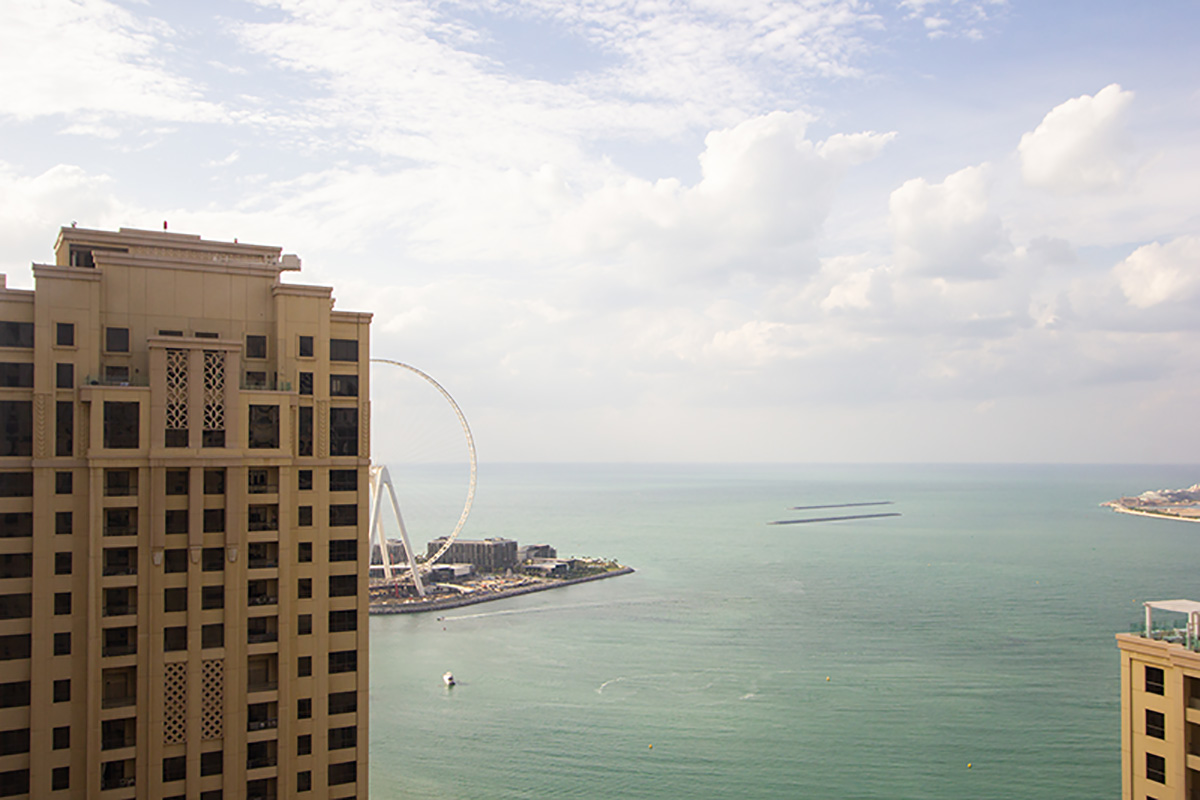 Apartment Sphere Stays JBR - Spacious 2BR with FULL SEA VIEW photo 26748211
