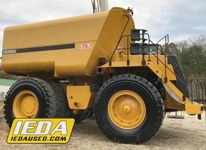Used 2008 Caterpillar 777F For Sale
