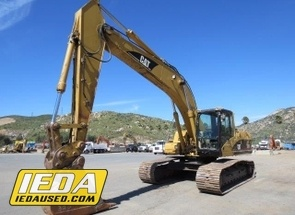 Used 2005 Caterpillar 325CL For Sale