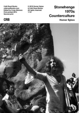 Stonehenge 1970s Counterculture