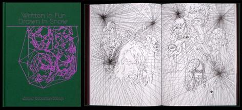 Written In Fur Drawn In Snow by Jasper Sebastian Stürup