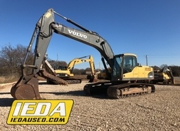 Used 2010 Volvo EC240C LC For Sale