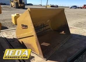 Used  Weldco Beales snow 4-1/2 yd For Sale