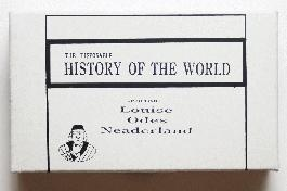 The Disposable History of the World