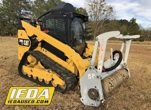Used 2018 Caterpillar 299D2 XHP For Sale