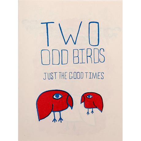 Two Odd Birds