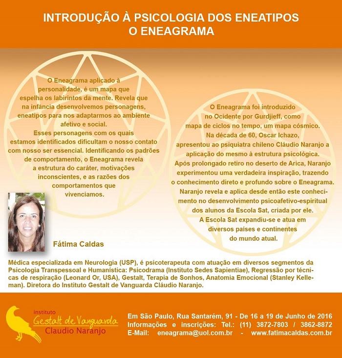 Psicologia dos Eneatipos - Eneagrama da personalidade