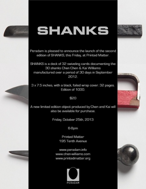 Book launch for Shanks from Peradam Press